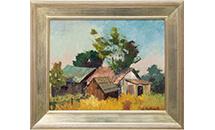 ジョンブラン・シェット Old Barns, Southern California